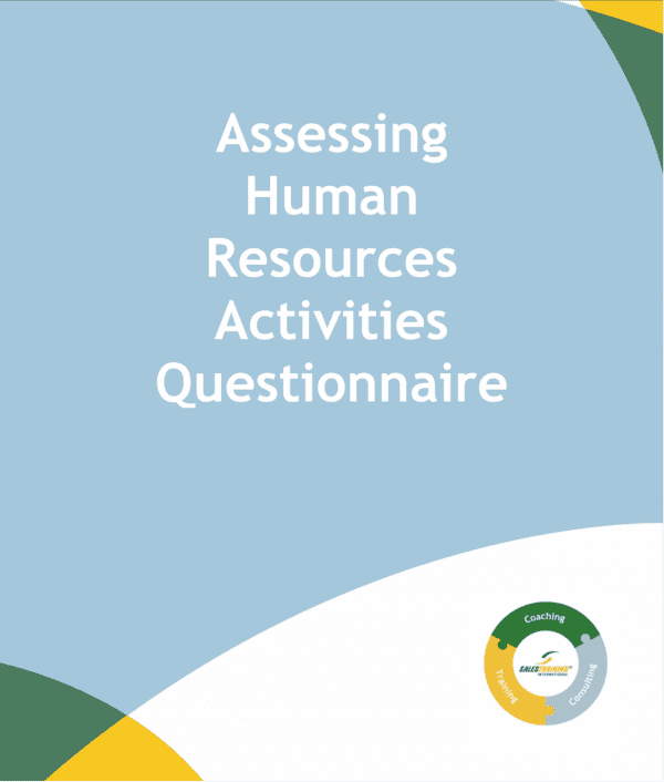 Assessing Human Resources