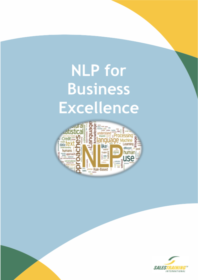NLP for Business Excellence - Sales Training International