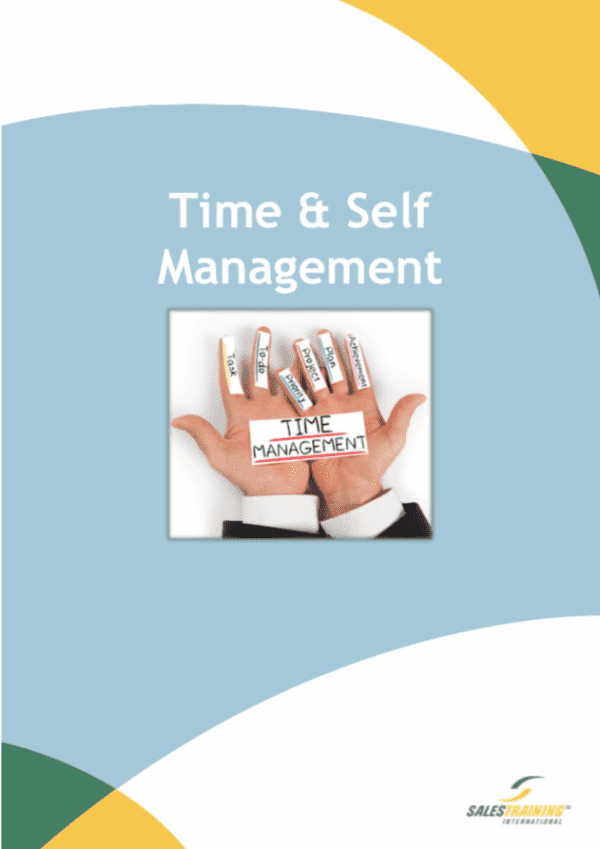 Time and Self Management