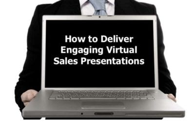 Top Tips for Virtual Sales Meetings